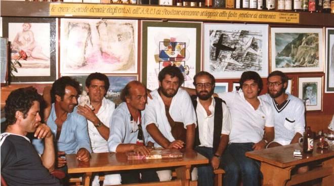 organizzatori anni 80'