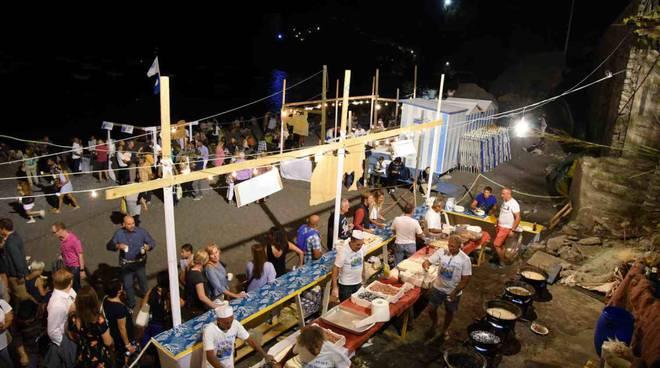 Positano XXVII Festa del pesce