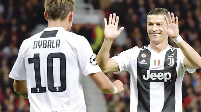 Champions,i bianconeri, a un punto dalla qualificazione