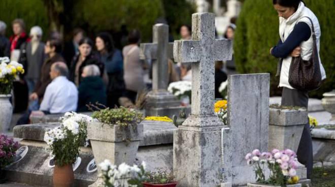 cimitero defunti