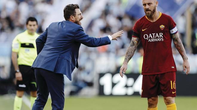 Di Francesco avverte Ancelotti -io avrei paura di questa Roma