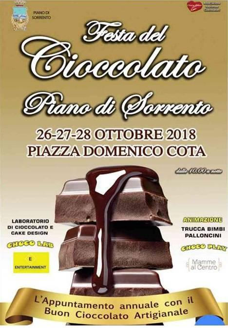 festa del cioccolato piano