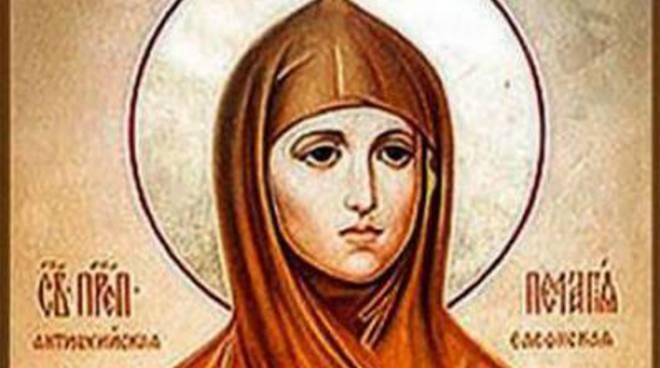 Il Santo del giorno. Santa Pelagia di Antiochia