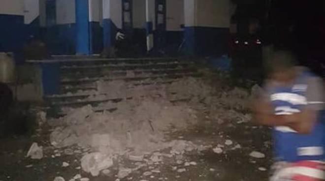 Terremoto Haiti: feriti e case crollate, almeno undici vittime