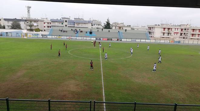 Foto tratta dal diario di Facebook del Us Città di Fasano
