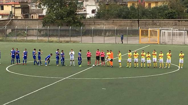 Foto tratta dal diario di Facebook del F.C. Sal De Riso Costa d'Amalfi