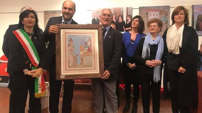 Premiazione Assisi