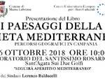 Sant'Agata sui due Golfi: presentazione del libro ''I PAESAGGI DELLA DIETA MEDITERRANEA''