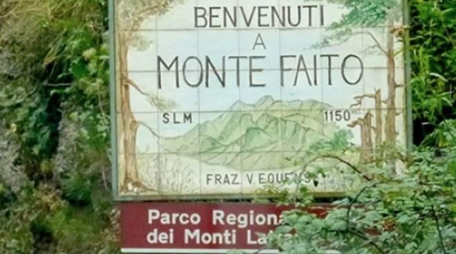 Vico Equense. Emendamento per rendere accessibili i parchi regionali, come Monte Faito, a disabili uditivi e visivi