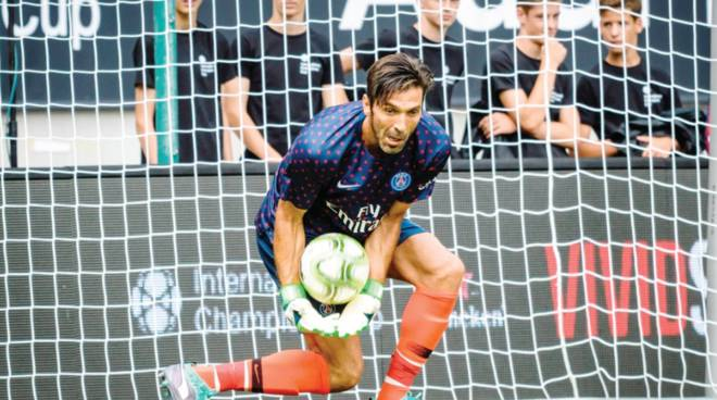Buffon, prima il Lilla poi il San Paolo