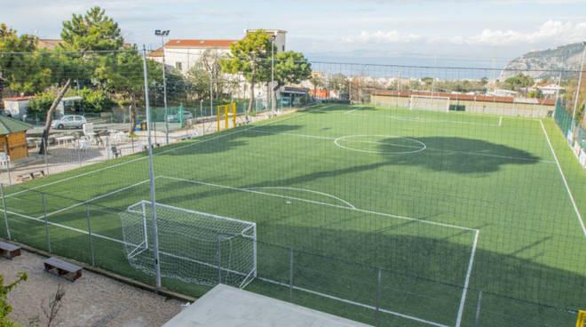 Campo di Calcio di Via dei Pini Sant'Agnello