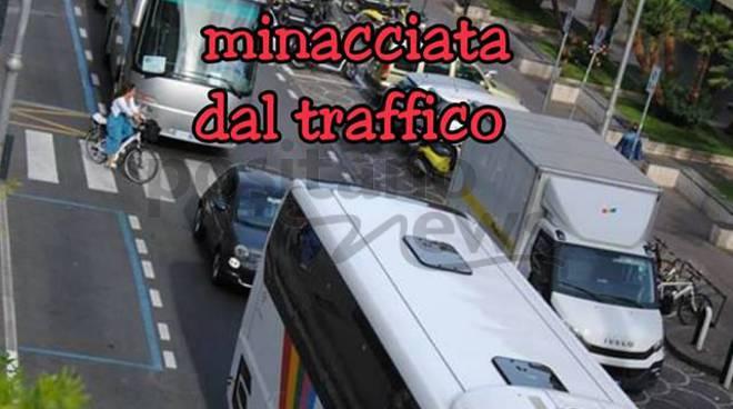 La salute dei Sorrentini minacciata dal traffico: il documento della Consulta Sanità