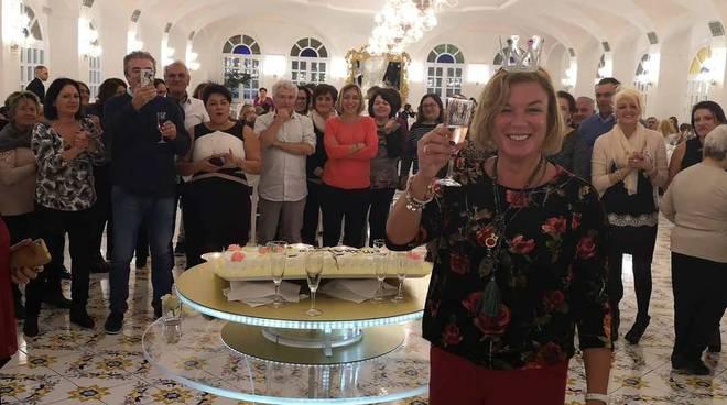 Festa di compleanno di Marianna Di Martino Positano Sonrisa