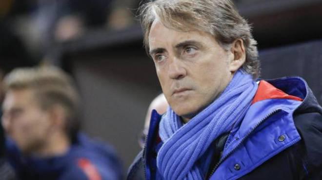 Italia,Mancini alla ricerca di un attaccante -punta su Balotelli