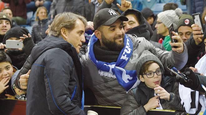 Italia,Mancini una grande sofferenza ma stiamo migliorando