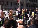 ncc in protesta a roma