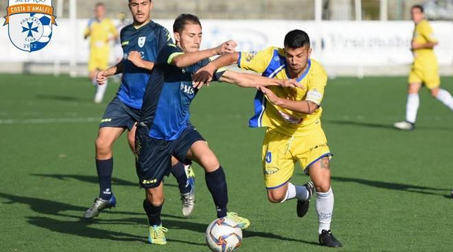 Foto di Michela Abbagnara tratta dal diario del F.C. Sal De Riso Costa d'Amalfi