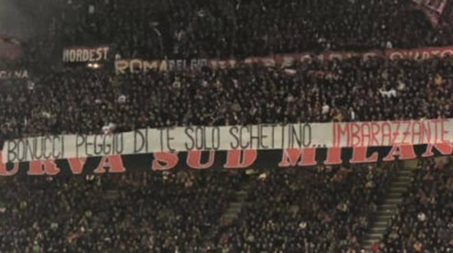 """Prima del match di San Siro, lo stesso Bonucci ha commentato la scelta di Allegri di lasciarlo in panchina: """"Sinc"""