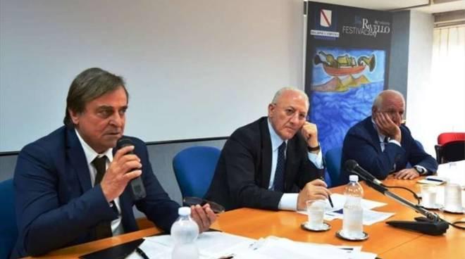 Salvatore Di Martino Fondazione Ravello