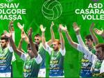 snav folgore massa Casarano volley