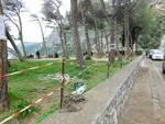 Tordigliano gli NCC con i turisti violano le recinzioni