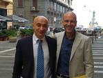 Vincenzo Iaccarino e Graziano Maresca