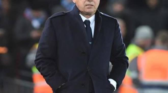 Ancelotti deluso del risultato-Cosi fa ancora piu male
