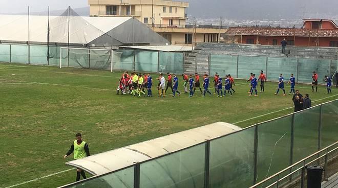 Palmese - Costa d'Amalfi, Foto tratta dal diario di Facebook del F.C. Sal De Riso Costa d'Amalfi Calcio