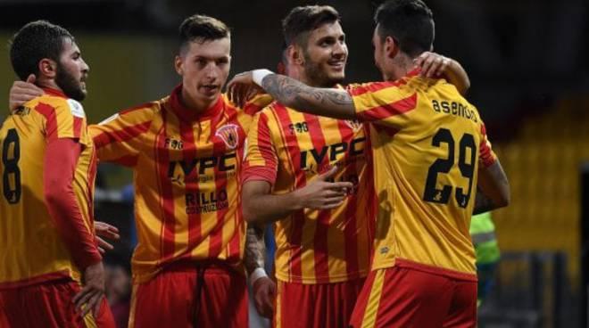 Coppa Italia, Benevento-Cittadella 1-0