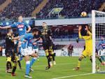 Dopo il Frosinone il Napoli a -8 dalla Juve E ora testa al Liverpool