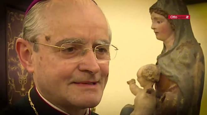 Gli auguri di Mons. Arturo Aiello