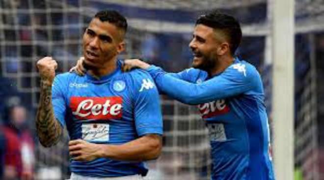 Il Napoli supera la Spal