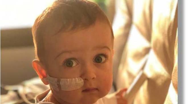 Napoli, operato il piccolo Alex: c'è ottimismo sul trapianto