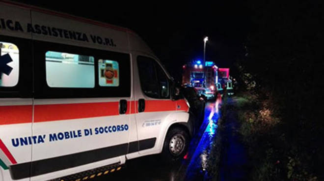 Incidente stradale sabato notte Eboli