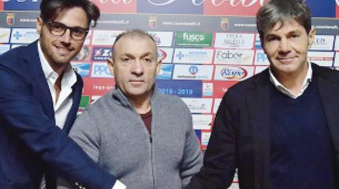 La Casertana ha ingaggiato il tutor di Raffaele Esposito