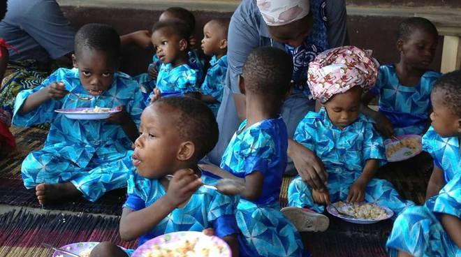 Luci per l'Africa