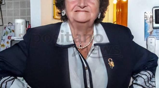 nonna titina 90 anni