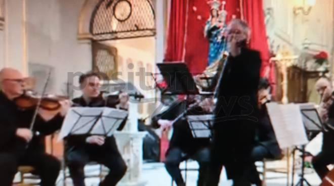Positano concerto Ensemble