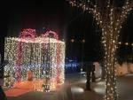 Positano si illumina a Natale