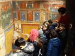 Positano visita alla Villa Romana della primaria del Porzio