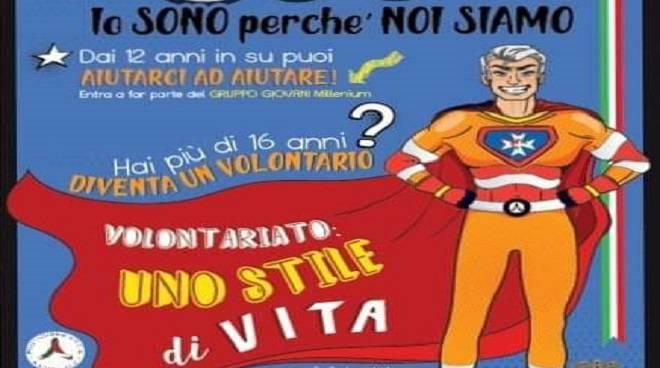 Si apre la Campagna adesioni 2018/19 della Pubblica Assistenza Millenium Costa d'Amalfi.