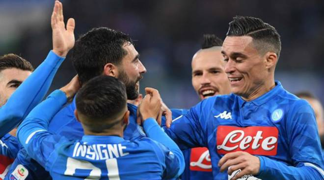 Un super Meret salva il Napoli