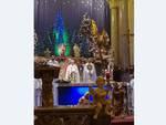 Vespri celebrati da Mons. Aiello