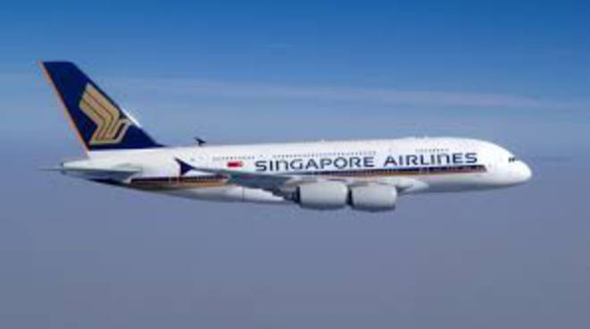 aereo singapore airlines