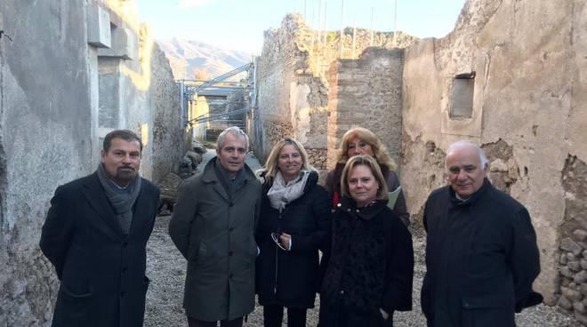 alfonsica russo direttrice intermi scavi di pompei