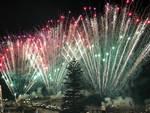 Amalfi che capodanno fuochi d'artificio e Luchè
