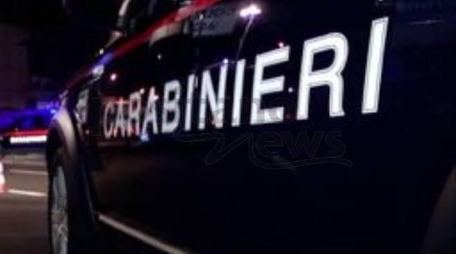 Caserta - Ruba una vettura,preso africano dai carabinieri