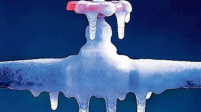 congelamento idrico