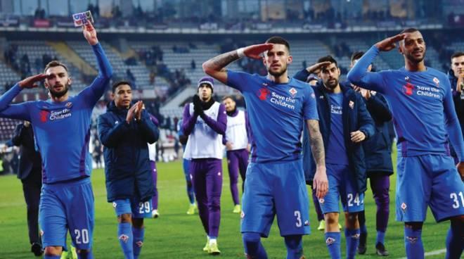 Coppa Italia,il Toro si arrende al ciclone  Chiesa  -La Fiorentina accede ai quarti di finale e aspetta la vincen