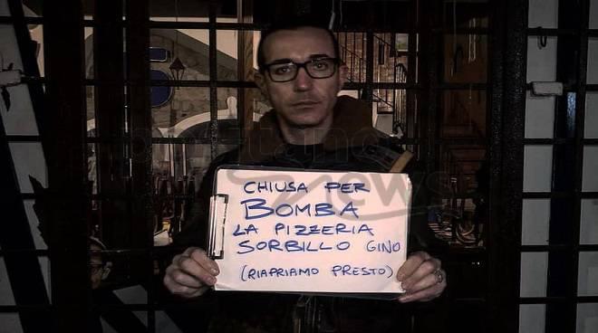 gino sorbillo bomba